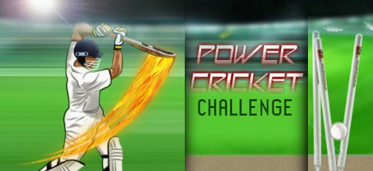 Power Cricket Challenge Game - Cricket Games