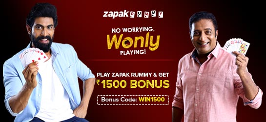 Zapak Rummy Game - New Games