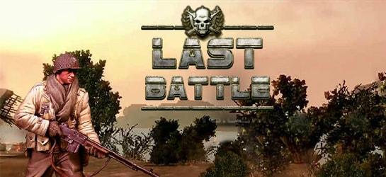 Last Battle Game - Arcade Games