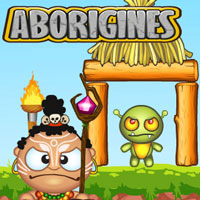 Aborigines Game - Strategy Games
