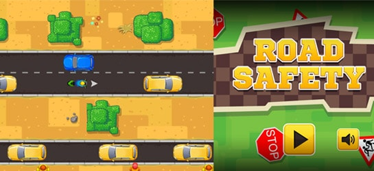 Road Safety Game - Strategy Games