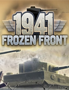 1941 Frozen Front Game - Strategy Games