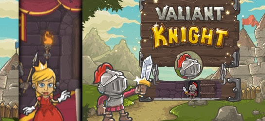Valiant Knight Game - Adventure Games