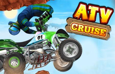ATV Cruise Game - Sports Games